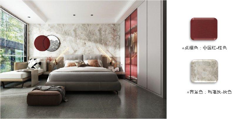 欧神诺瓷砖2022新中式配色美学让家美而高级_8