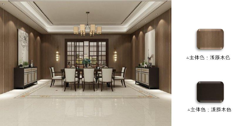 欧神诺瓷砖2022新中式配色美学让家美而高级_10